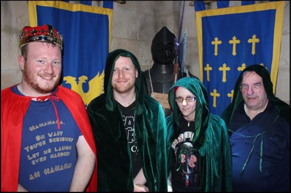 King Arthurs secret